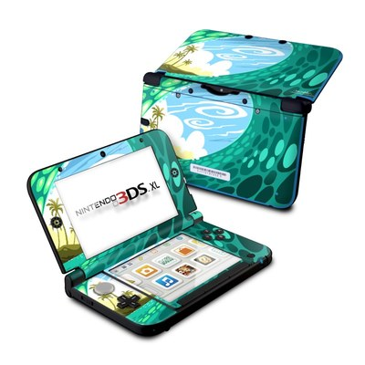 Nintendo 3DS XL Skin - Lunch Break