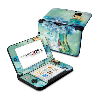 Nintendo 3DS XL Skin - Magic Wave
