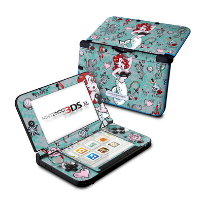 Nintendo 3DS XL Skin - Molly Mermaid