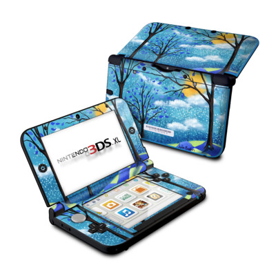 Nintendo 3DS XL Skin - Moon Dance Magic
