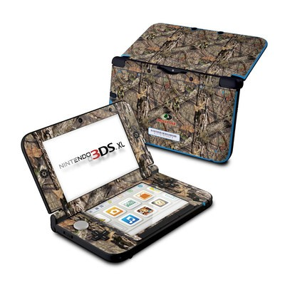 Nintendo 3DS XL Skin - Break-Up Country