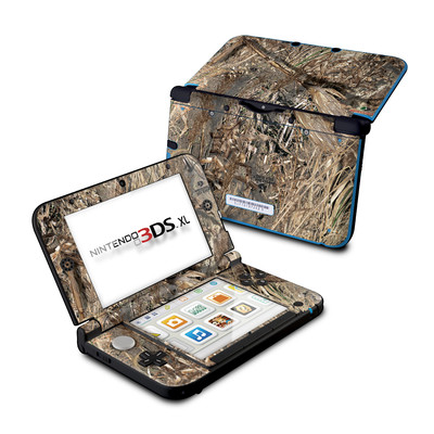 Nintendo 3DS XL Skin - Duck Blind