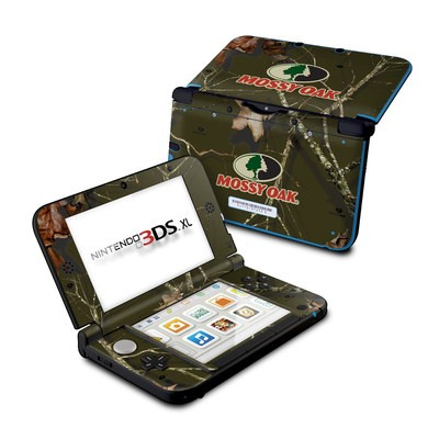 Nintendo 3DS XL Skin - Break-Up Lifestyles Dirt