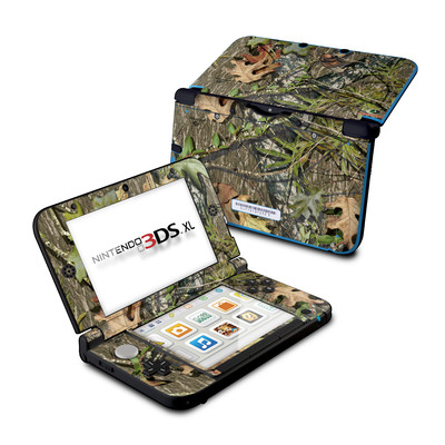 Nintendo 3DS XL Skin - Obsession
