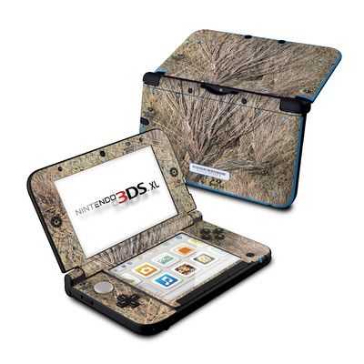 Nintendo 3DS XL Skin - Brush
