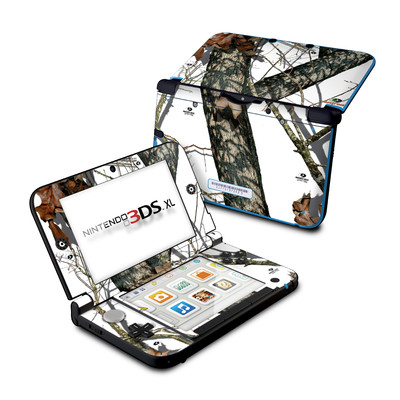 Nintendo 3DS XL Skin - Winter