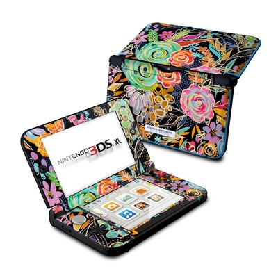 Nintendo 3DS XL Skin - My Happy Place