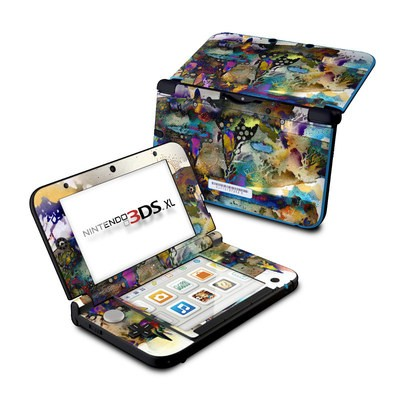 Nintendo 3DS XL Skin - New Day