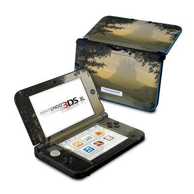 Nintendo 3DS XL Skin - Once Upon A Time