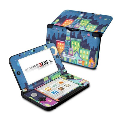 Nintendo 3DS XL Skin - Our Town