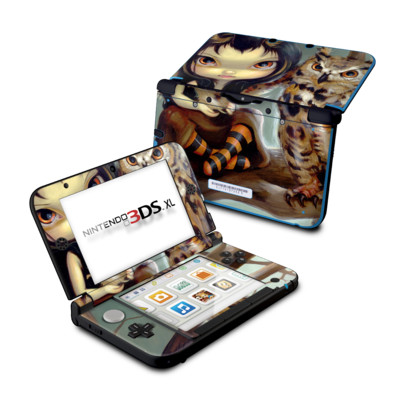 Nintendo 3DS XL Skin - Owlyn