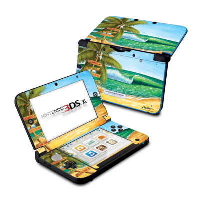 Nintendo 3DS XL Skin - Palm Signs