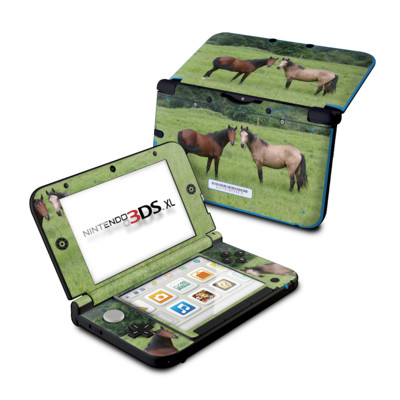 Nintendo 3DS XL Skin - Pasture Partners