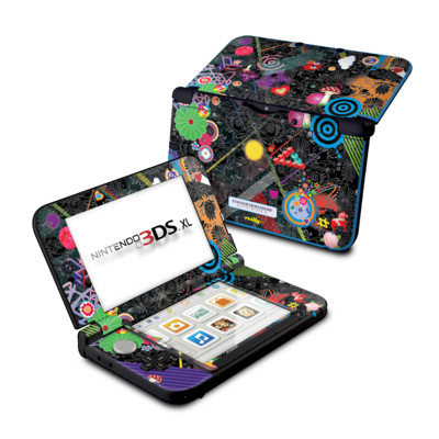 Nintendo 3DS XL Skin - Play Time
