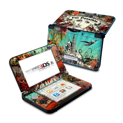 Nintendo 3DS XL Skin - Possible