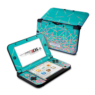 Nintendo 3DS XL Skin - Pop Rocks Wands
