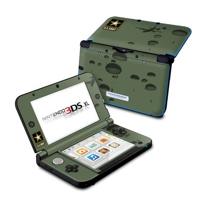 Nintendo 3DS XL Skin - Pull The Lanyard