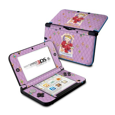 Nintendo 3DS XL Skin - Queen Mother