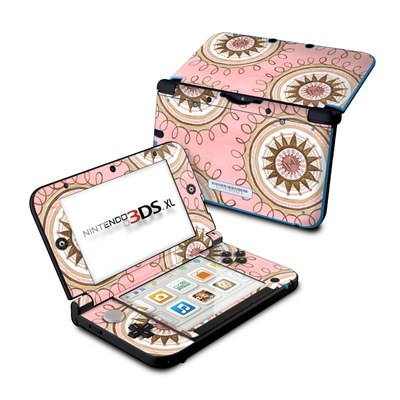 Nintendo 3DS XL Skin - Retro Glam