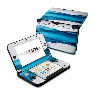 Nintendo 3DS XL Skin - River