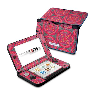 Nintendo 3DS XL Skin - Ruby Salon