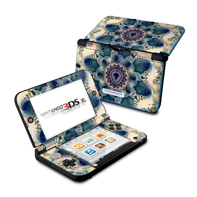 Nintendo 3DS XL Skin - Sea Horse
