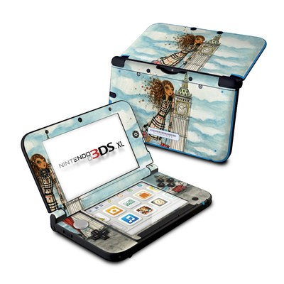 Nintendo 3DS XL Skin - The Sights London