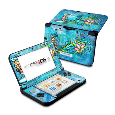 Nintendo 3DS XL Skin - Soul Flow