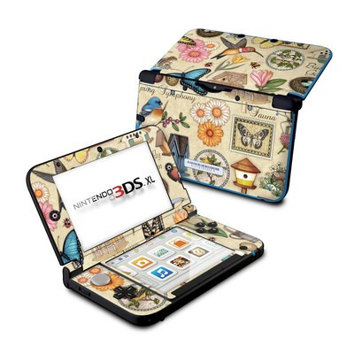 Nintendo 3DS XL Skin - Spring All