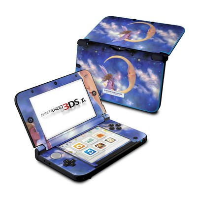 Nintendo 3DS XL Skin - Star Kiss