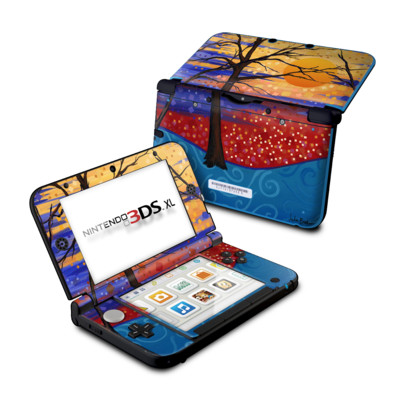 Nintendo 3DS XL Skin - Sunset Moon