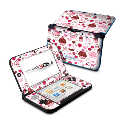 Nintendo 3DS XL Skin - Sweet Shoppe