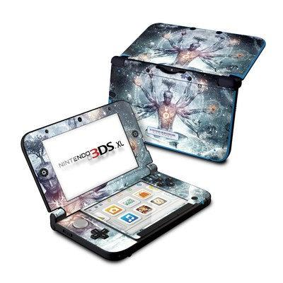 Nintendo 3DS XL Skin - The Dreamer
