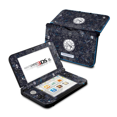 Nintendo 3DS XL Skin - Time Travel