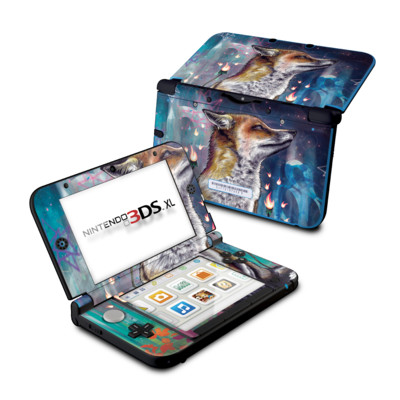 Nintendo 3DS XL Skin - There is a Light