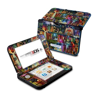 Nintendo 3DS XL Skin - Treasure Hunt