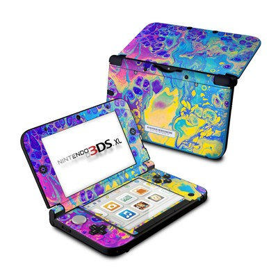 Nintendo 3DS XL Skin - Unicorn Vibe