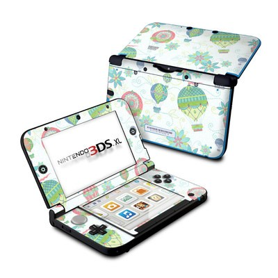 Nintendo 3DS XL Skin - Up and Away