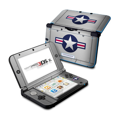Nintendo 3DS XL Skin - Wing