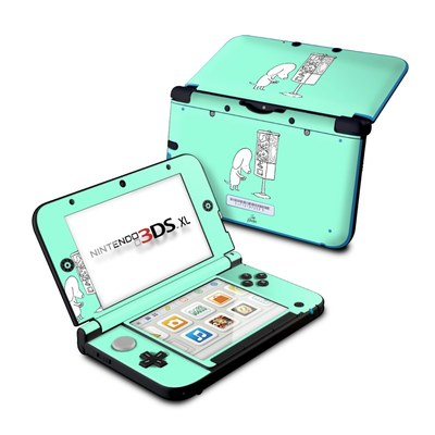 Nintendo 3DS XL Skin - Vending