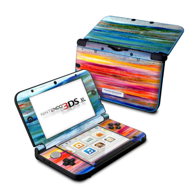Nintendo 3DS XL Skin - Waterfall