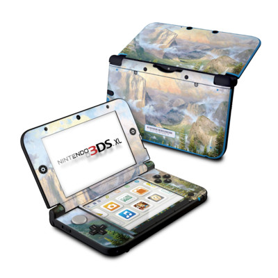 Nintendo 3DS XL Skin - Yosemite Valley