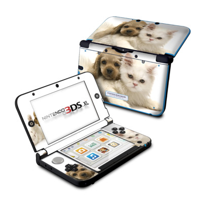 Nintendo 3DS XL Skin - Young Love