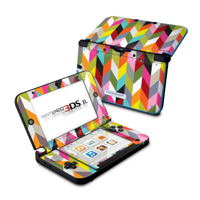 Nintendo 3DS XL Skin - Ziggy Condensed