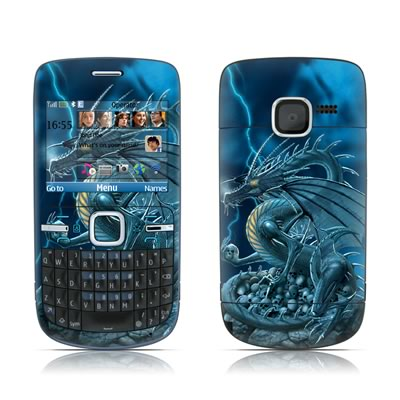 Nokia C3 Skin - Abolisher