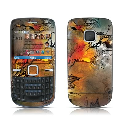 Nokia C3 Skin - Before The Storm