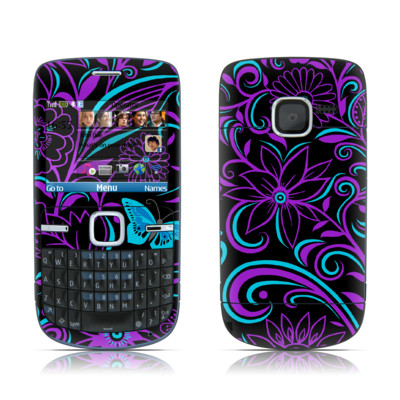 Nokia C3 Skin - Fascinating Surprise