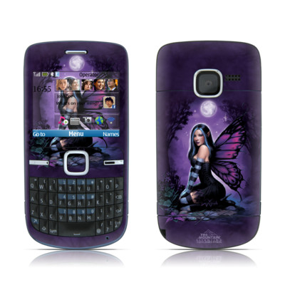 Nokia C3 Skin - Night Fairy