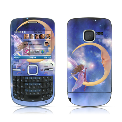 Nokia C3 Skin - Star Kiss