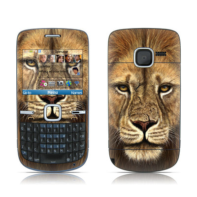 Nokia C3 Skin - Warrior